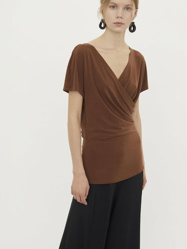 CREPE Top By Malene Birger