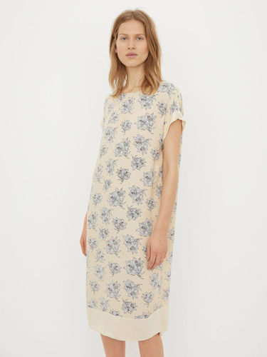 PRINTED DRESS By Malene Birger