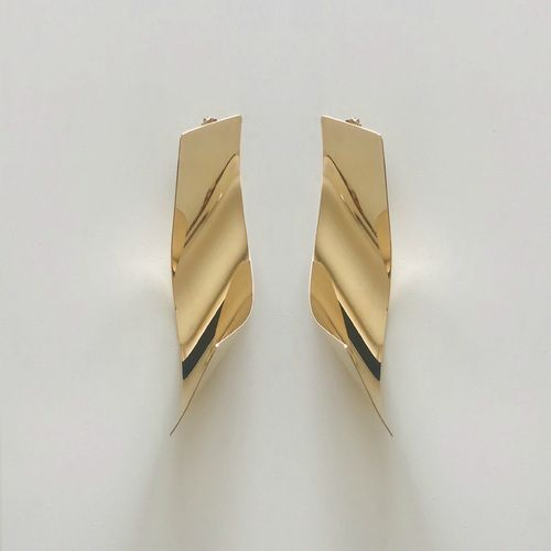 TESSA long earrings Noshi